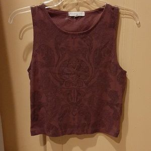 UO patterned tank top